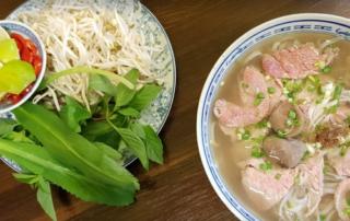 Vietnamesische Suppe Samstag Biel